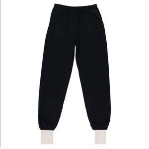 SHADOW HILL jet thermal sweatpants joggers
